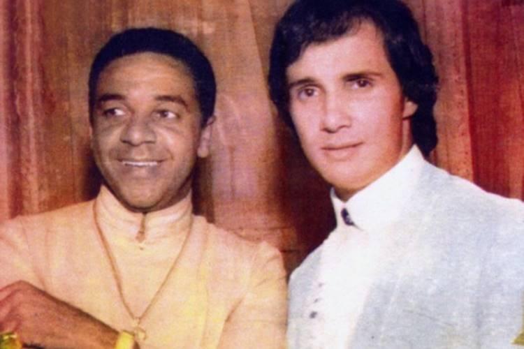Agnaldo Timoteo e Roberto Carlos (Reprodução/Instagram)