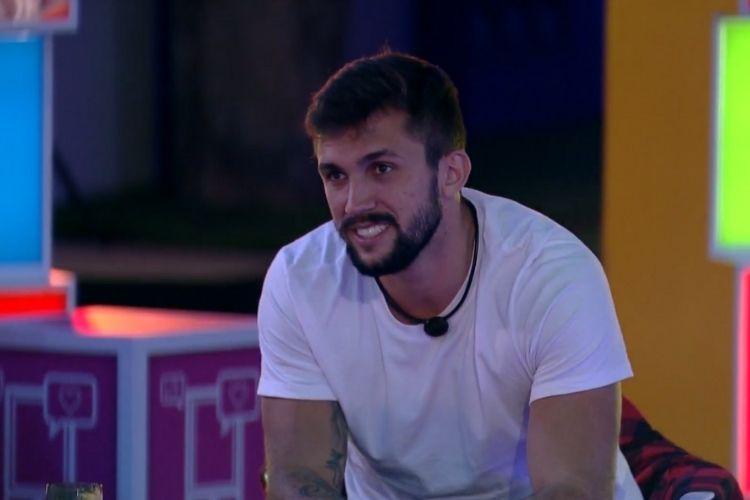 Arthur - Reprodução: TV Globo