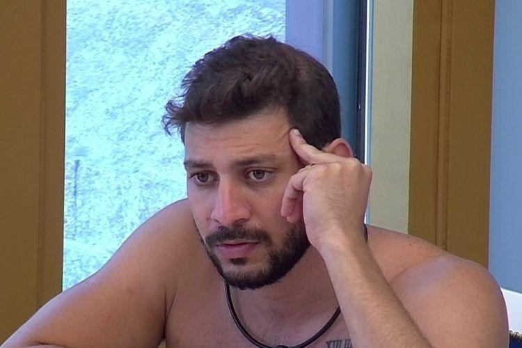 Caio, do 'BBB 21' - Reprodução: TV Globo