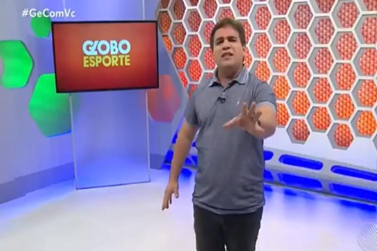 Danilo Ribeiro foto reprodução TV Globo Salvador
