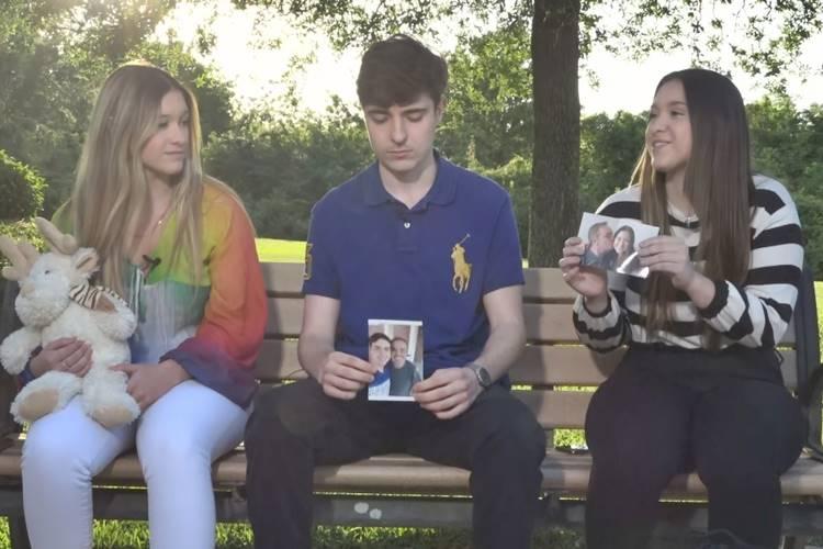Filhos de Gugu (Divulgação/Record TV)