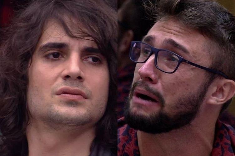 Fiuk e Arthur - Reprodução: TV Globo
