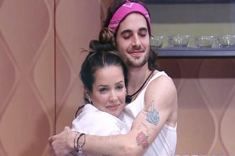 Fiuk e Juliette (Foto: Reprodução/TV Globo)