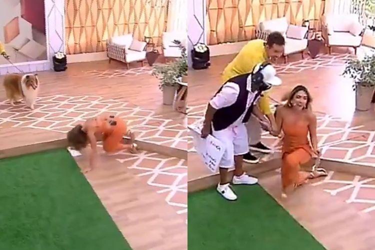 Patrícia Abravanel - Reprodução: TV Globo