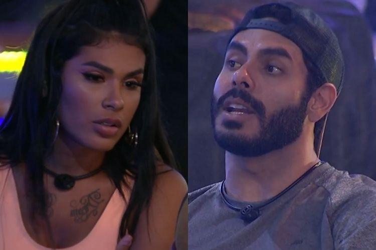 Pocah e Rodolffo - Reprodução: TV Globo