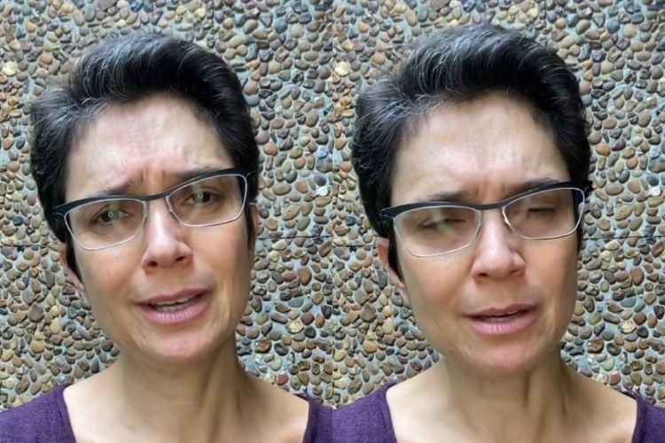 Sandra Annenberg - Reprodução: TV Globo