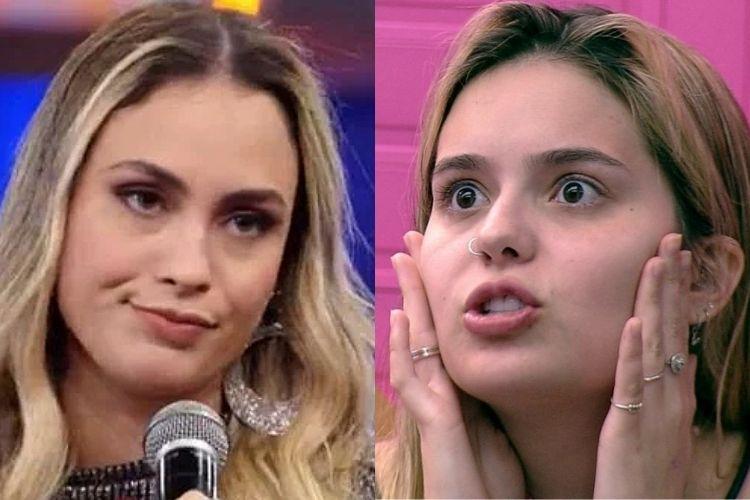 Sarah e Viih Tube - Reprodução: TV Globo