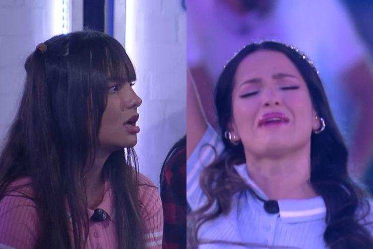 Thais e Juliette - Reprodução: TV Globo