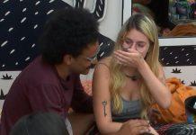 Viih Tube e João - Reprodução: TV Globo