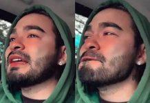 Yudi Tamashiro faz reflexão comovente e lembra do pai, vítima da Covid-19: ''Agora sou o homem da casa'' - Foto: Reprodução/ Instagram/ Montagem Área VIP