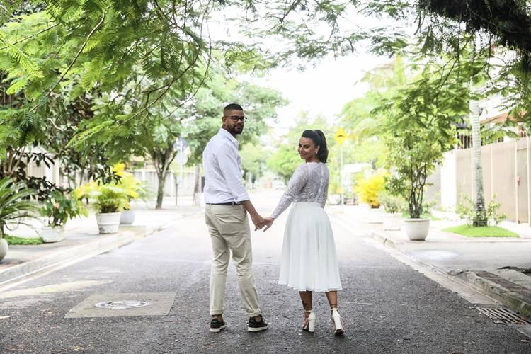 Casamento Viviane Araújo (Anderson Borde/ AgNews)