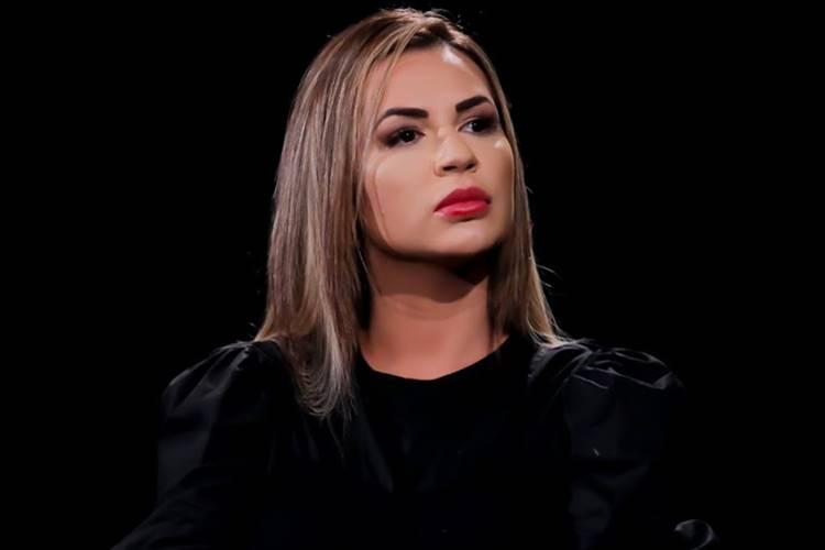 Deolane Bezerra (Beatriz Nadler/SBT)