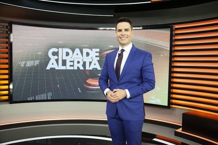 Luiz Bacci (Edu Moraes / Record TV)
