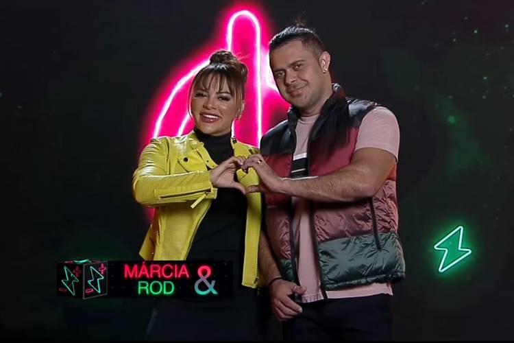 Power Couple - Marcia e Rod