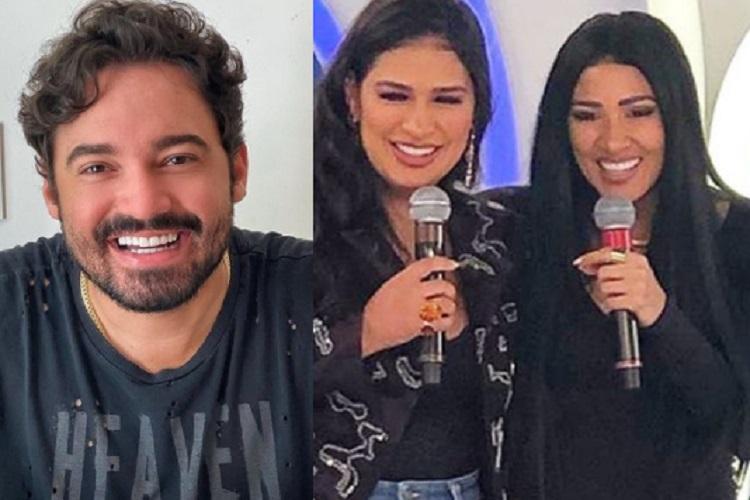 Kaká Diniz, marido de Simone, manda suposta indireta ao Fernando Zor, após cantor afirmar que Simone e Simaria cantam forró