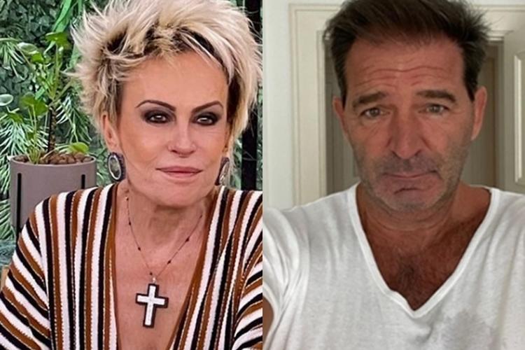 Jhonny Lucet, ex-marido de Ana Maria Braga, revela surpresa com separação