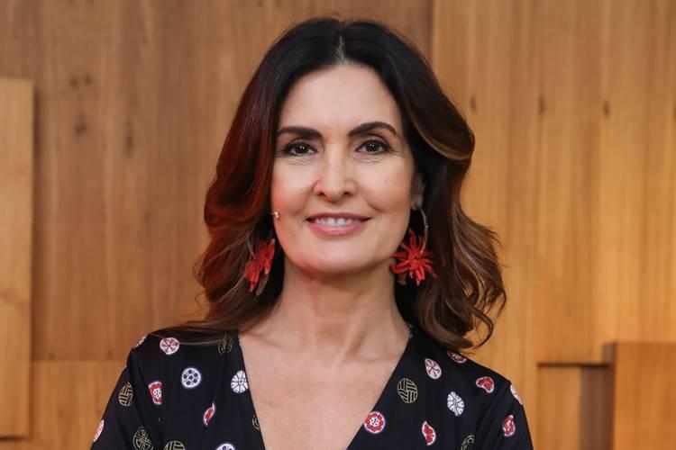 Fátima Bernardes (Globo/Artur Meninea)