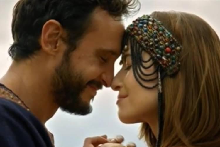 Gênesis - Isaque e Rebeca (Reprodução/Record TV)