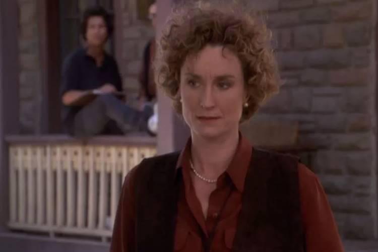 Lisa Banes em cena da série Assassinato por Escrito (Foto: Divulgação)