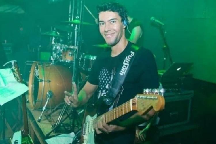 Luizmar de Oliveira Damasceno conhecido como (Gabriel) foto reprodução Instagram