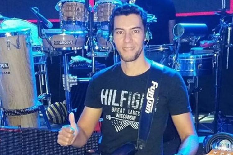 Luizmar De Oliveira Damasceno segue desaparecido em Goiania foto reprodução Instagram @luizmardamasceno