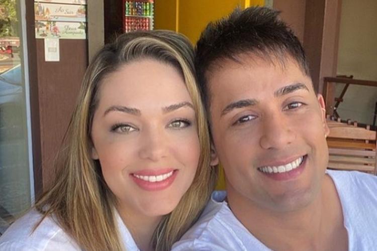 Tania Mara e Tiago Piquilo foto reprodução Instagram @taniamaraoficial