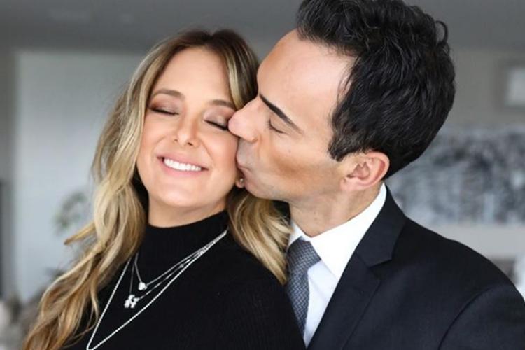 Cesar Tralli presta linda homenagem a esposa Ticiane Pinheiro que faz aniversário