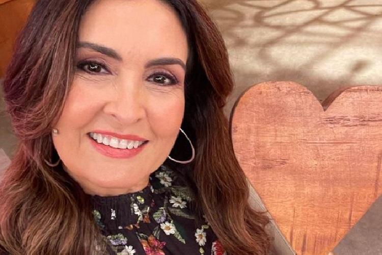 Fátima Bernardes compartilha registro raro em preto e branco no Instagram