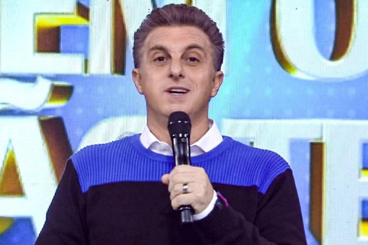 Luciano Huck (Divulgação/TV Globo)
