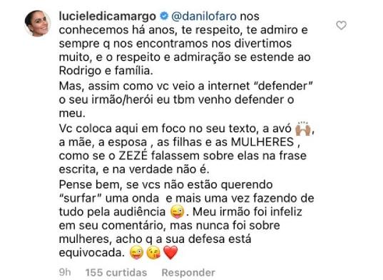 Luciele Di Camargo foto reprodução Instagram