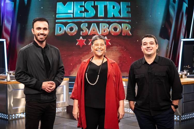 Mestre do Sabor - Léo Paixão , Katia Barbosa e Rafael Costa e Silva