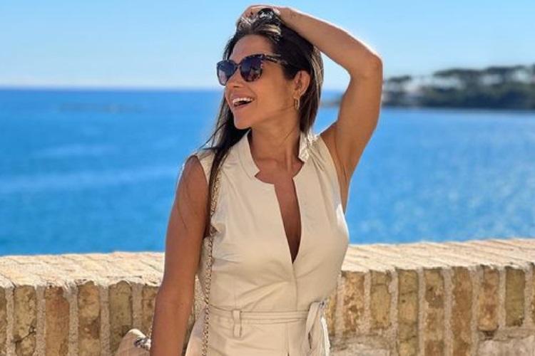 Em Paris, Thais Fersoza se declara sortuda e faz reflexão no Instagram