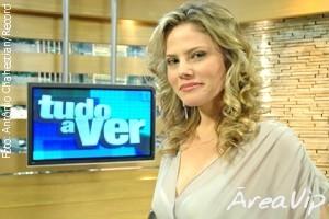 Maria Cândida entrevista o Quinteto em Branco e Preto na Record News