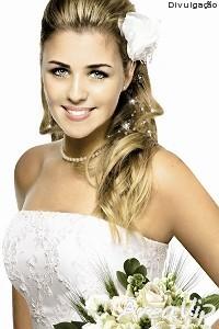 Iris Stefanelli se veste de noiva e revela como será seu casamento