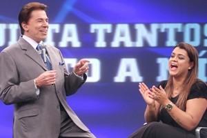Preta Gil é a convidada de Silvio Santos no Nada Além da Verdade