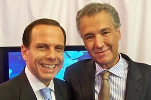 João Dória Jr. recebe Nizan Guanaes no 'Show Business'