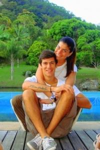 Joana Balaguer rompe namoro com empresário português e volta ao Brasil