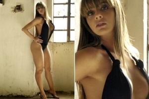 Juliana Salimeni Que Vai Posar Na Playboy Em Janeiro Arrumou