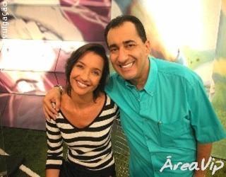 Marlene Mattos aprova Show de Bola com Kajuru