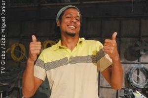 Paulo Andrade é o primeiro vencedor do 'Jogo Duro', escolhido pelos telespectadores