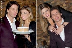 Íris Stefanelli anuncia data de casamento em encontro com fãs