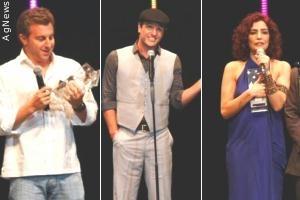 Confira os vencedores do Prêmio Extra de TV 2009