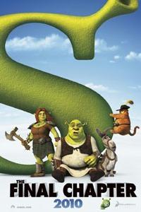 Shrek Para Sempre já ultrapassa 3 milhões de espectadores