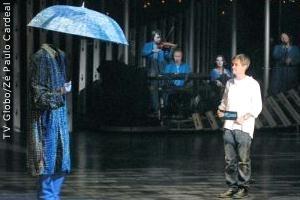 Altas Horas grava programa no Cirque du Soleil