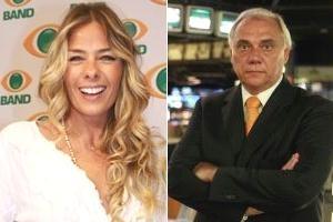 Band faz especial com Adriane Galisteu e Marcelo Rezende sobre caso Isabella
