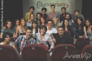 """""""Série Clandestinos – o sonho começou"""" é apresentada à imprensa"""