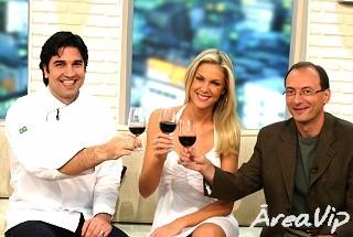 Melhor do Brasil agita o sábado com Ana Hickmann, Eduardo Guedes e Britto Jr.